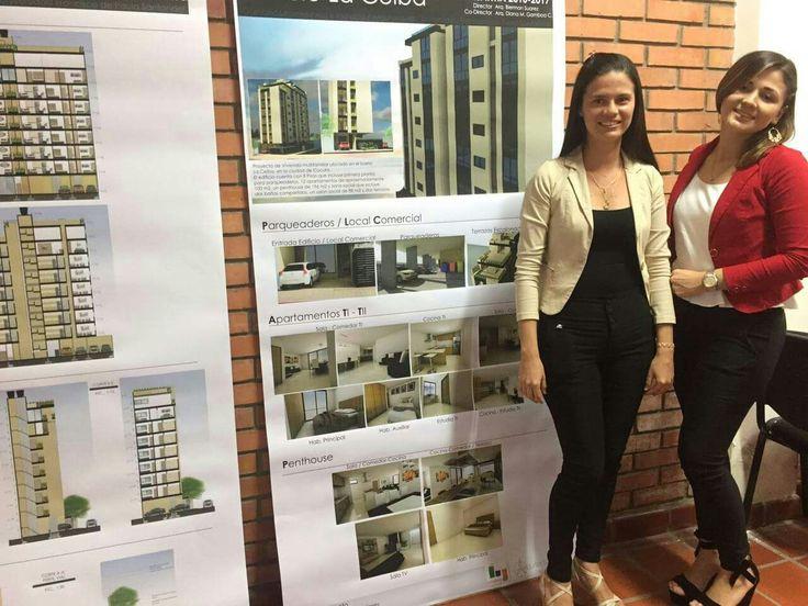 Sustentación UFPS / proyecto : edificio multifamiliar la ceiba.