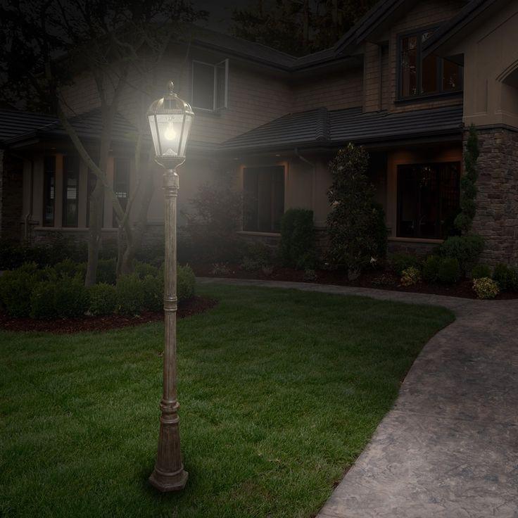 18 best Solar Lamp Post Lights images on Pinterest | Solar lamp ...