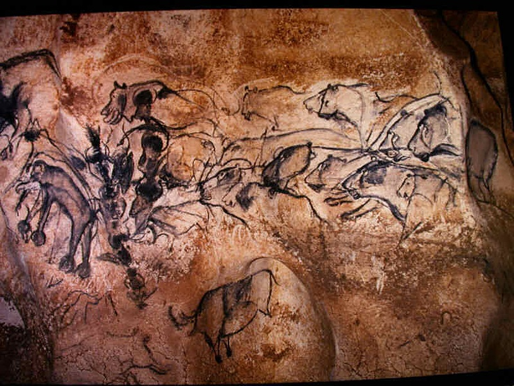 17 Best images about Cave of Forgotten Dreams on Pinterest ... |Lascaux Cave Paintings Bear