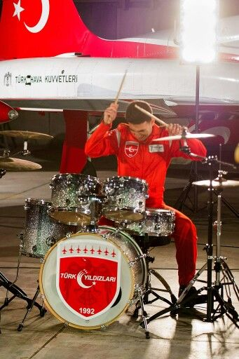 A Turkish Star pilot...