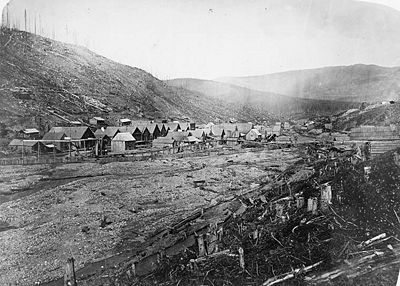 Barkerville: B.C.'s Mining Town