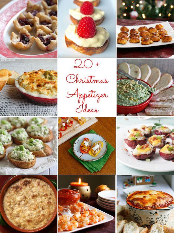 Best 20+ Easy Christmas Appetizers Ideas On Pinterest