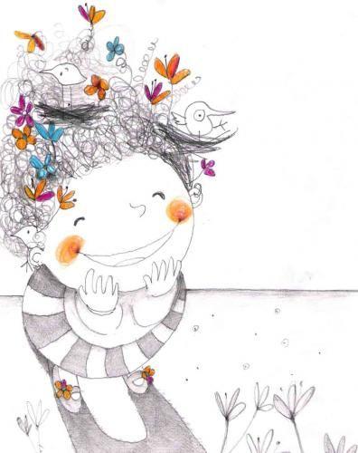 Illustrazioni - Francesca Quatraro. very nice!!