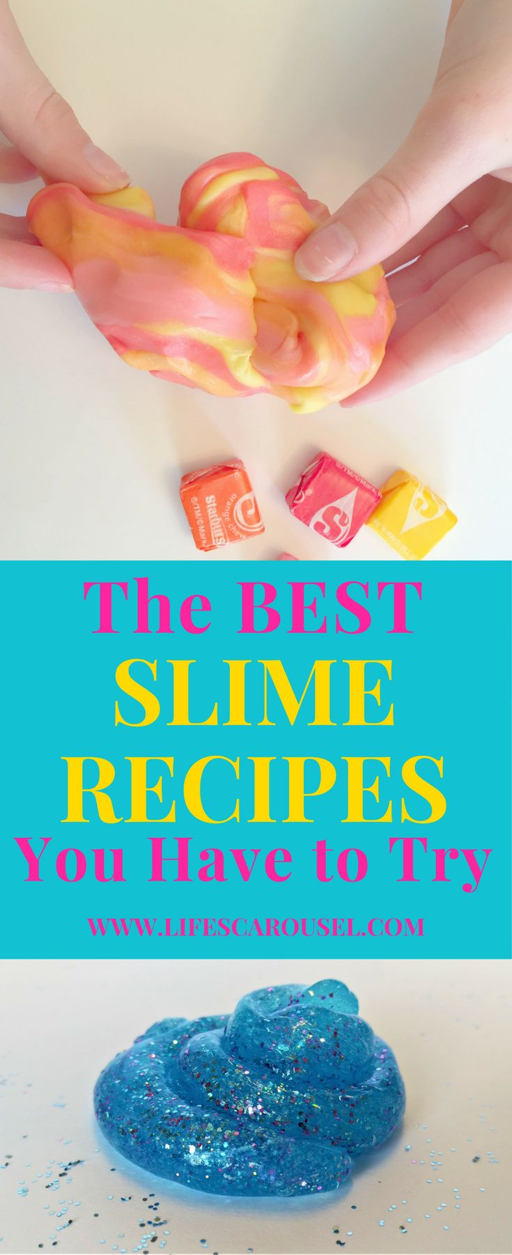 Best Slime Recipes For Making Slime With Kids For Science: Best 10+ Galaxy Slime Ideas On Pinterest
