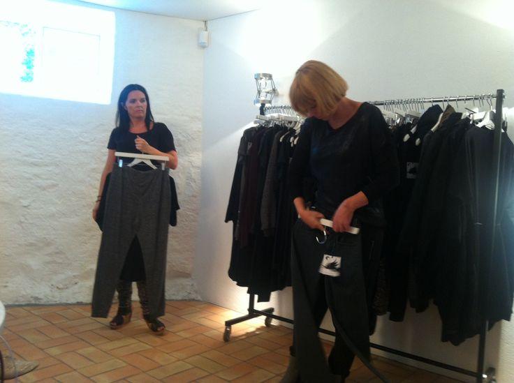 Masser af lækre jeans og bukser i den nye AW13 kollektion :-)