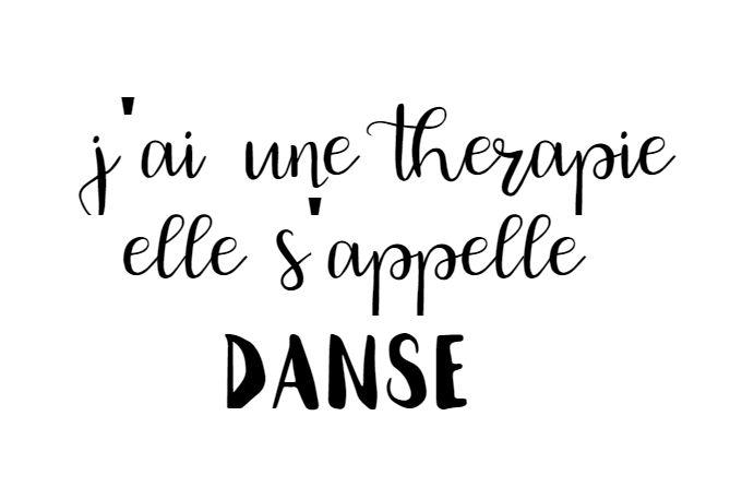 #citation #danse