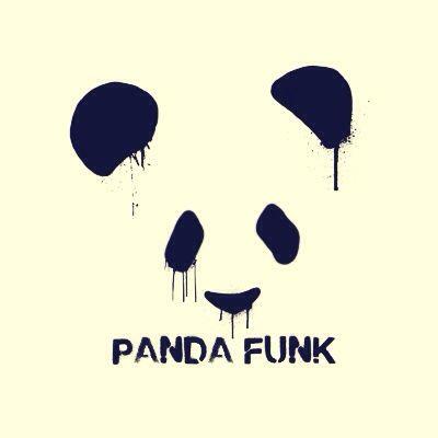 panda funk logo