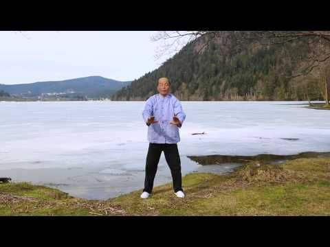 Les 18 mouvements du Tai Ji Qi Gong - YouTube