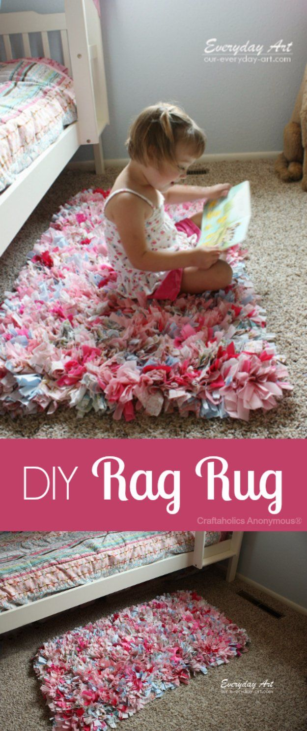 Fabric Rug Diy Best 25 Leftover Fabric Ideas On Pinterest Fabric Scrap Crafts