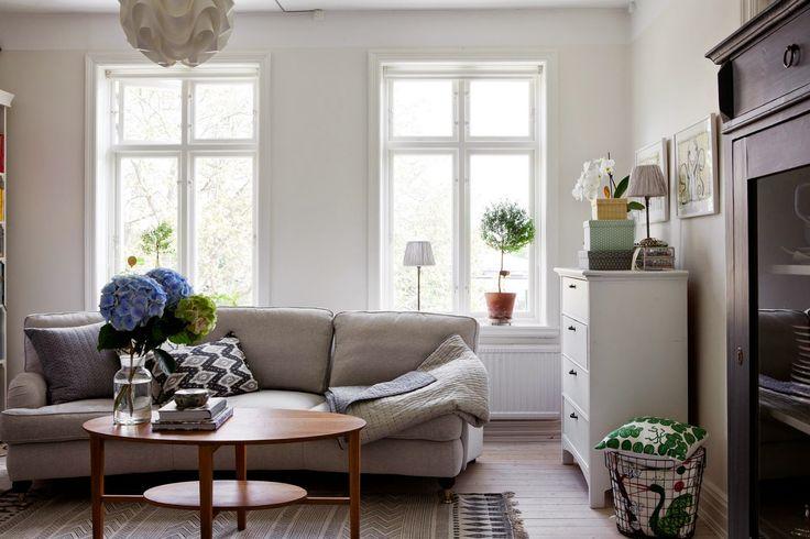 Pozytywny dom ze Szwecji