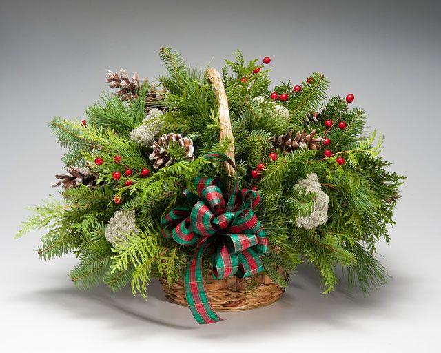 Best christmas arrangements images on pinterest