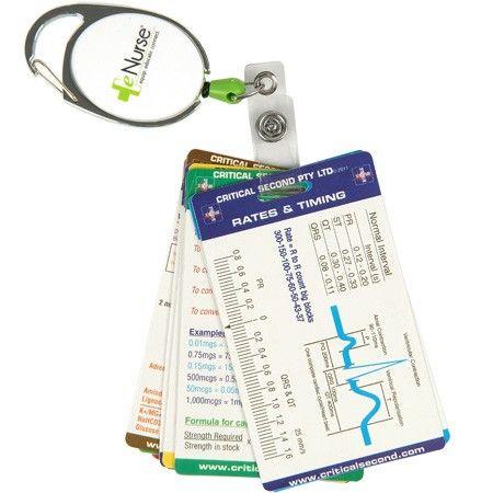 Complete Nurse Card Pack + FREE Clip $24.95