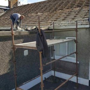 Roofing Renovations in Galway