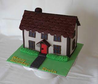 Bakerz Dad: House Cake