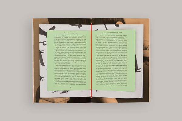 the mother journal on Behance