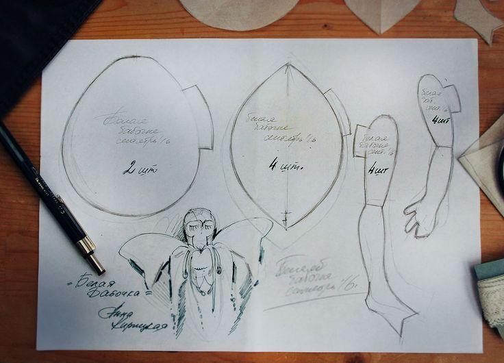 Как лён превращается в бабочку: мастер-класс по созданию текстильной куклы. Часть 1 - Ярмарка Мастеров - ручная работа, handmade
