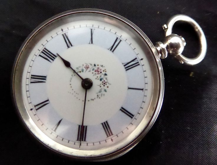 Antique Late 1800s Swiss Hallmarked .875 Silver Pocket Watch (Needs Work) - The Collectors Bag