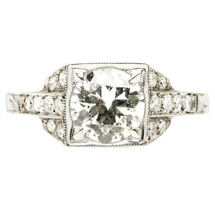 Carat Diamond Ring