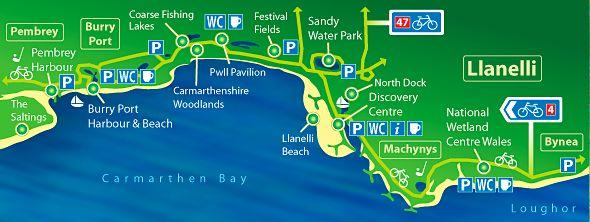 Millennium Coastal Park, Llanelli