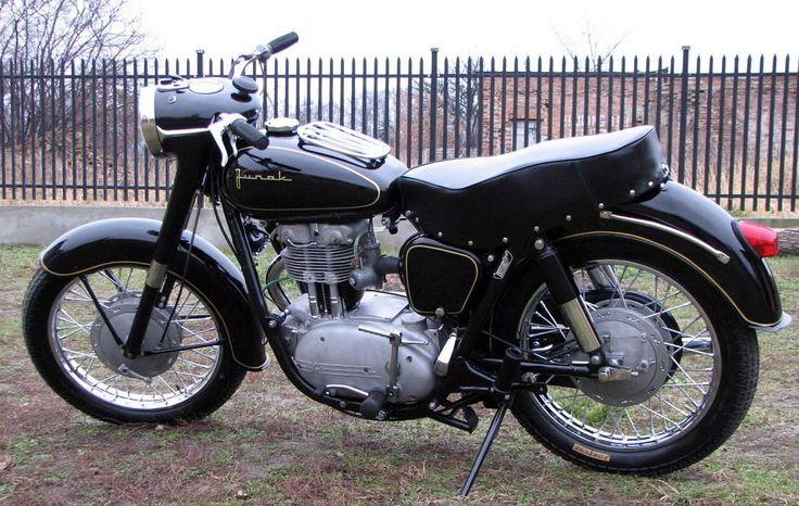 Junak 350cc