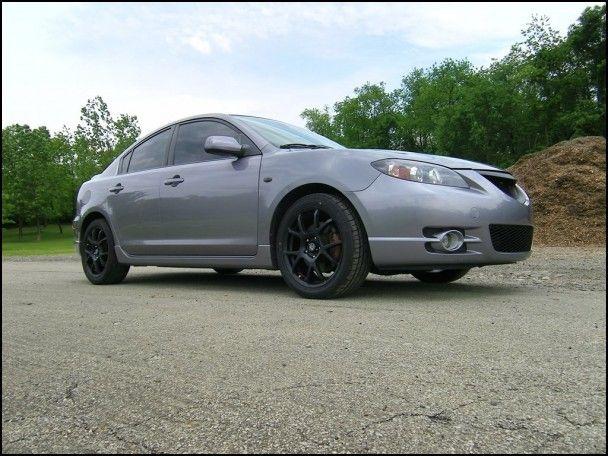 2005 Mazda 3 Wheels