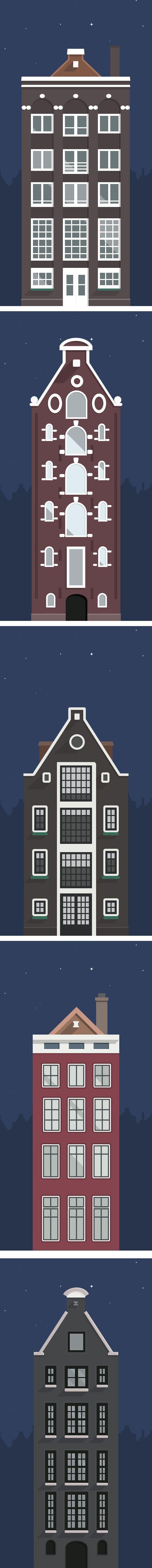 http://www.behance.net/gallery/Amsterdams-Buildings-Illustration/7327327