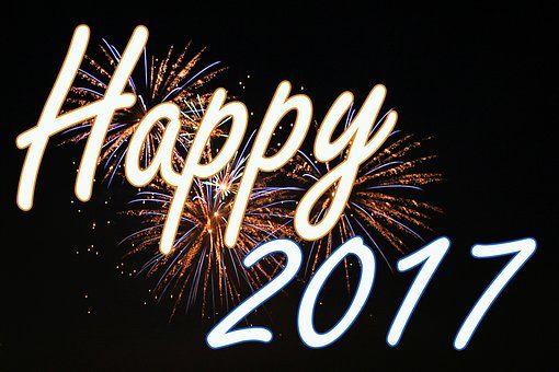 Nový Rok, Rok, Ohňostroj