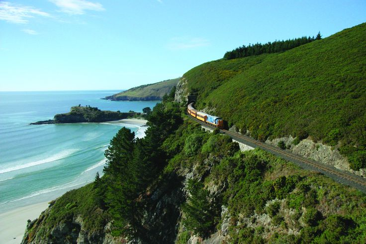 Trovolo - Taieri Gorge Railway #seasider #train #scenery #amazing #NewZealand #travel #photography