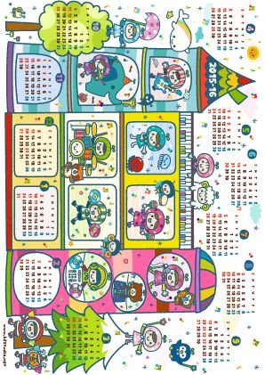 kf studio calendars