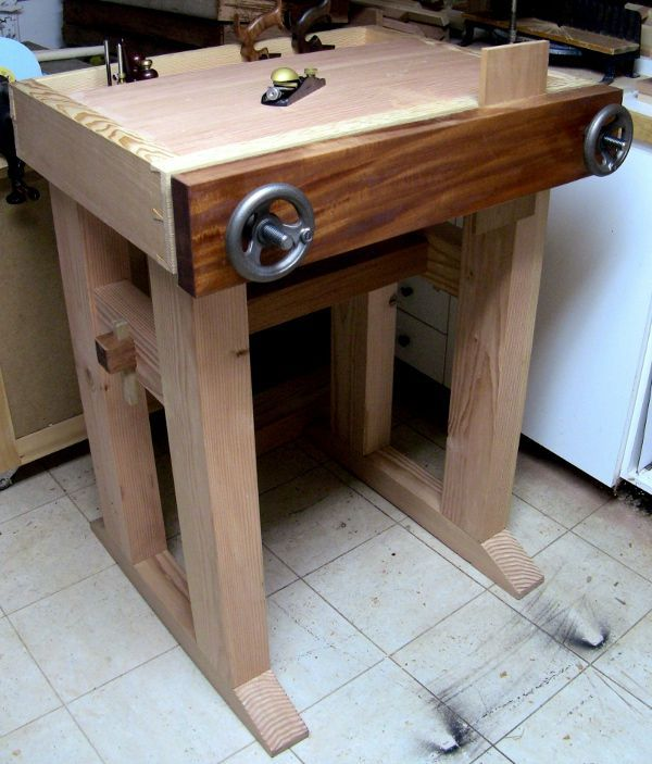 Is Figured Lumber Too Nice for Shop Projects? Heck No! | The Renaissance Woodworker