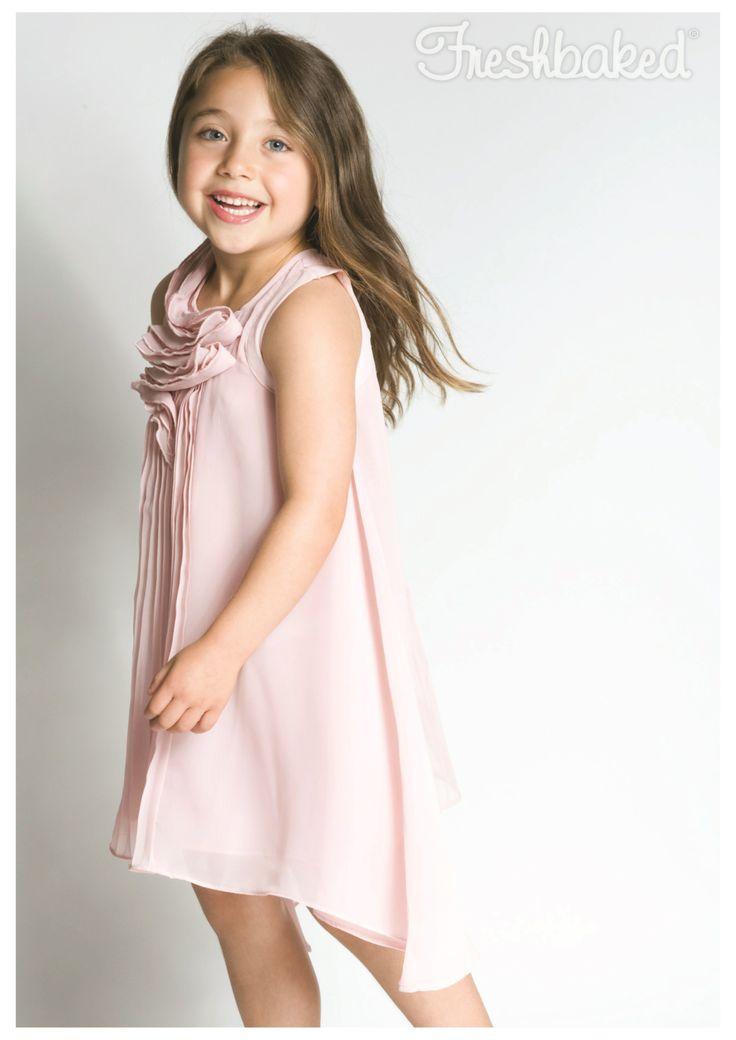 Ruffle Dress - Fresh Baked S13 : Dresses
