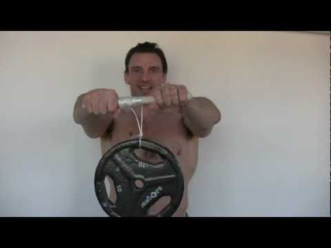 Best Forearm Workout Best Exercise for Big Forearms with Top Trainer Victor Costa
