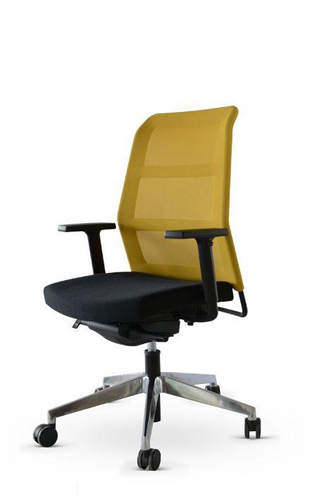 Der ergonomische Bürostuhl paro 2 von Wiesner Hager ...