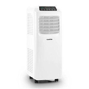 Klarstein Pure Blizzard 3 2G – Climatiseur mobile sur roulettes avec écran LED, timer et fonction ventilateur – systeme d'evaporation de…