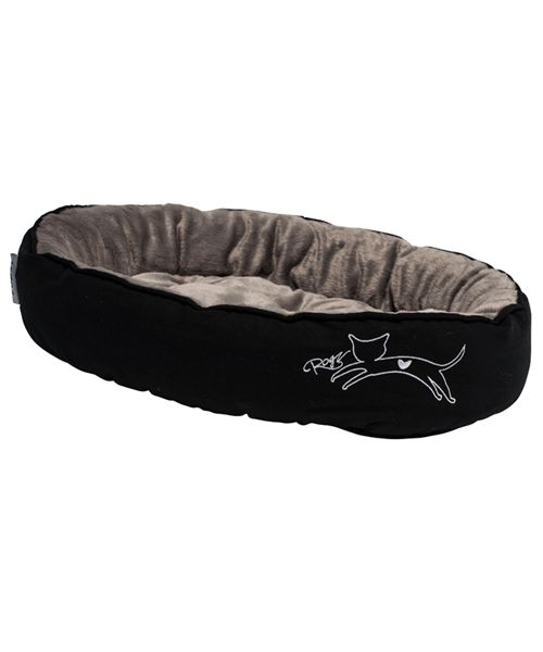 ROGZ SNUG PODZ - JUMPING CAT (CAT BED). Available from www.nuzzle.co.za