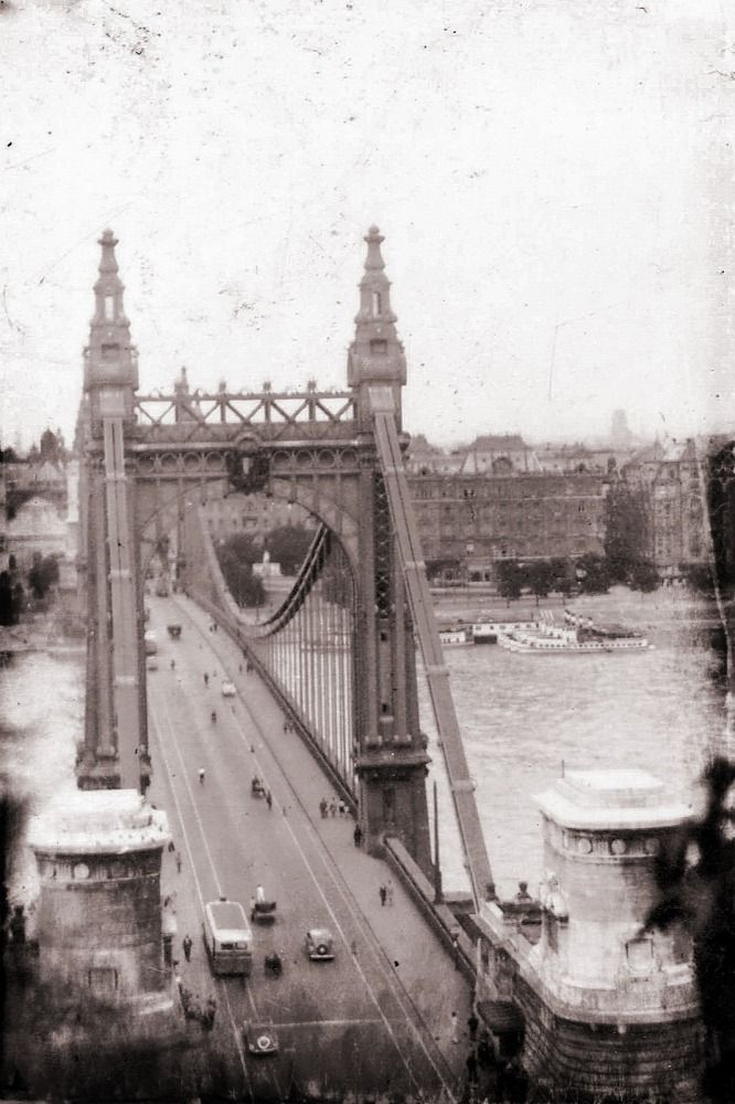 Budapest in the 1920's