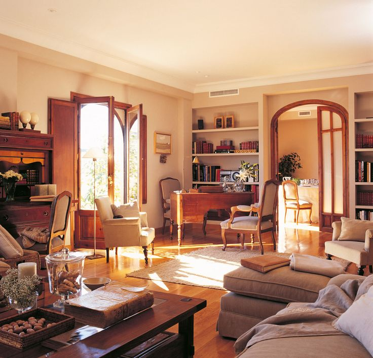 489 best images about living room ideas on pinterest - Salon de madera ...