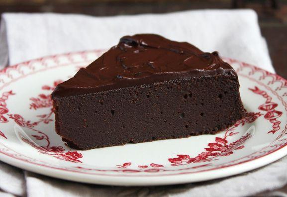 Σοκολατόπιτα η γρήγορη - Συνταγές Μαγειρικής - Chefoulis