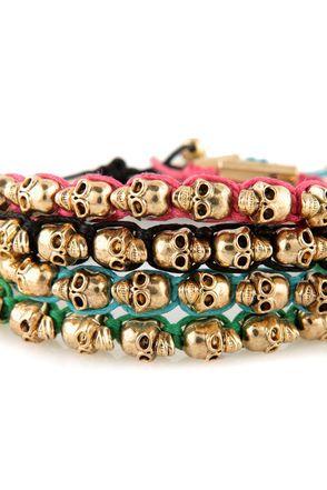 Cool Skull Bracelet <33