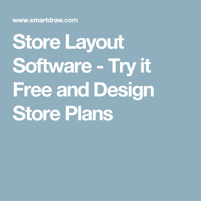 25 best ideas about store layout on pinterest retail for Retail store design software