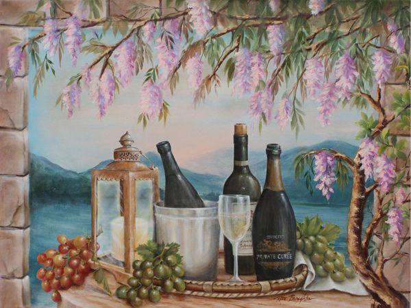 Rita Broughton/Wine& Wisteria
