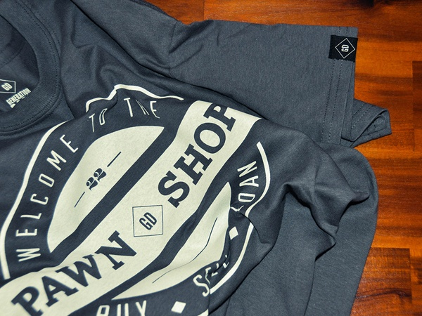 Pawn Shop Tee. Got something to sell? 100% Cotton Tshirt Screenprinted Sizes: S, M, L, XL Price: 16 EUR / 4500 HUF