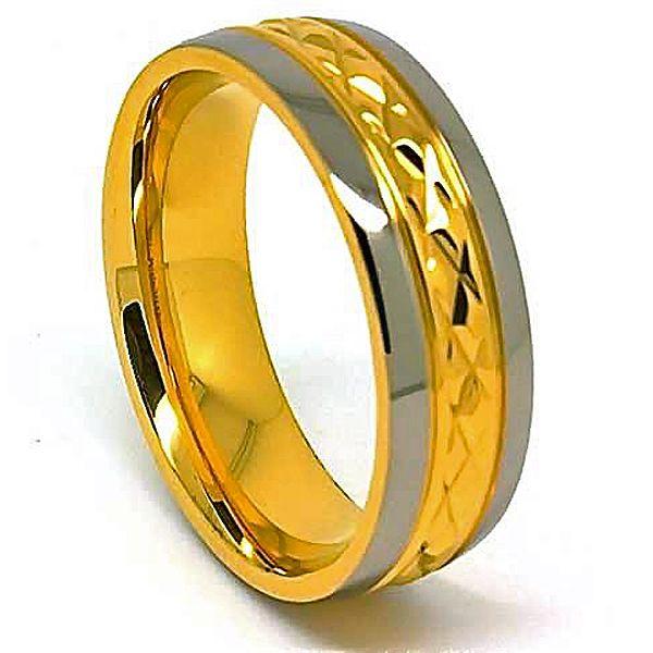 11 best Titanium Ring images on Pinterest Titanium rings Wedding