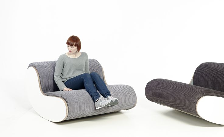 Projektant: Karol Starczewski, fotel BUJANY, 2013, do kupienia na www.nowymodel.org