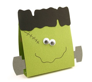 {Gotta See} Cute Halloween Treats/Favors from Pebbles in my Pocket  Frankenstein