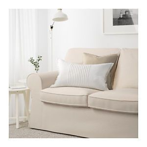 NEW IKEA EKTORP Sofa Cover 3 seat Lofallet Beige (Cover Only) - New