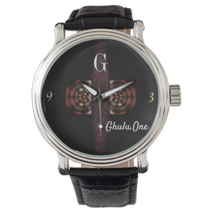 GhuluMuck Design Wrist Watch  $50.25  by Ghulumuck  - cyo customize personalize diy idea