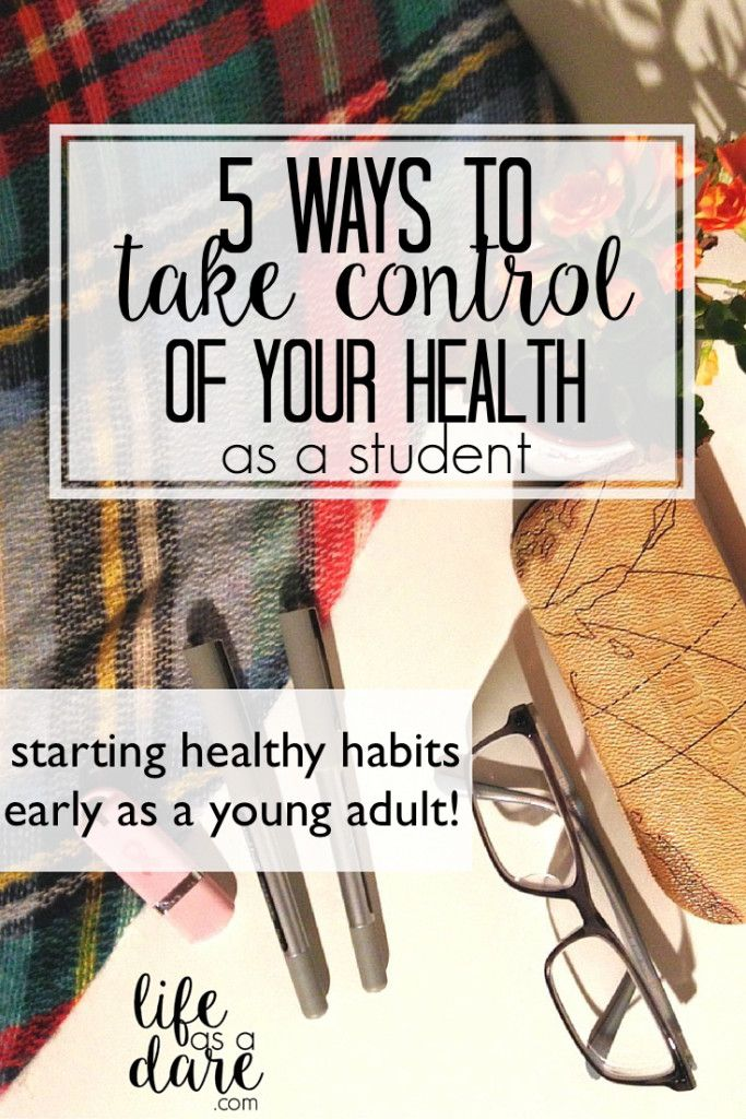It can be tempting to skimp on medical care as a student but instead let's build healthy habits! Here are 5 ways to be proactive with your medical care!