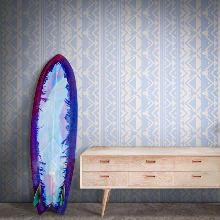 Tabriz Wallpaper by Hortense Ardalan   FEATHR™