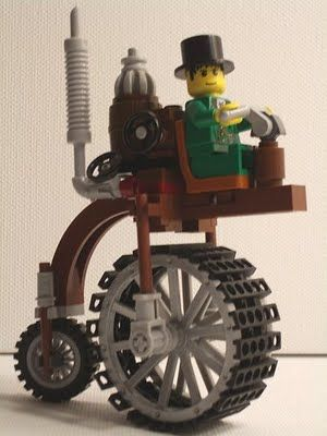 LEGO steam punk